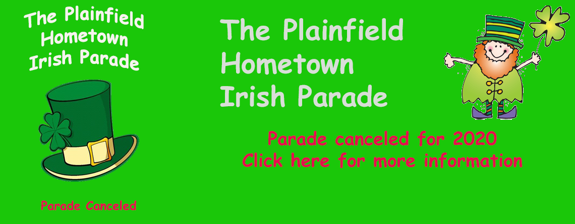 Irish Parade Canceled