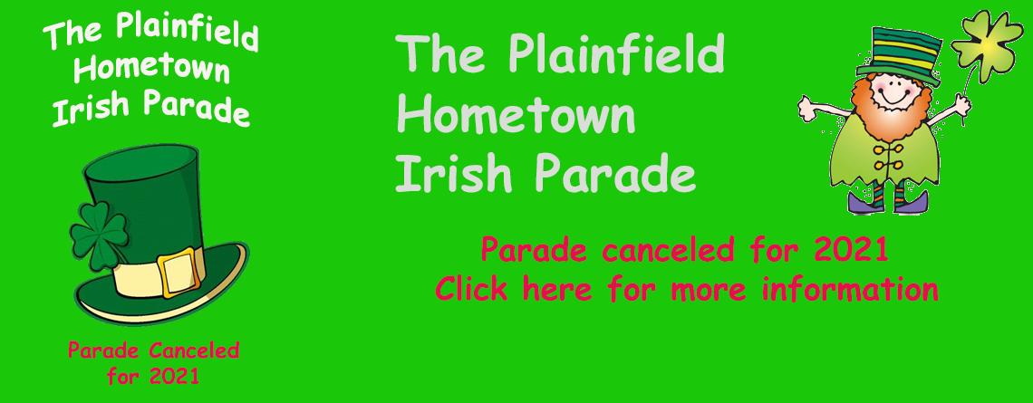 Irish Parade Canceled
